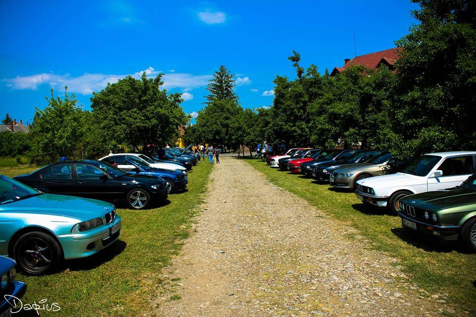 Spotkanie BMW-ów