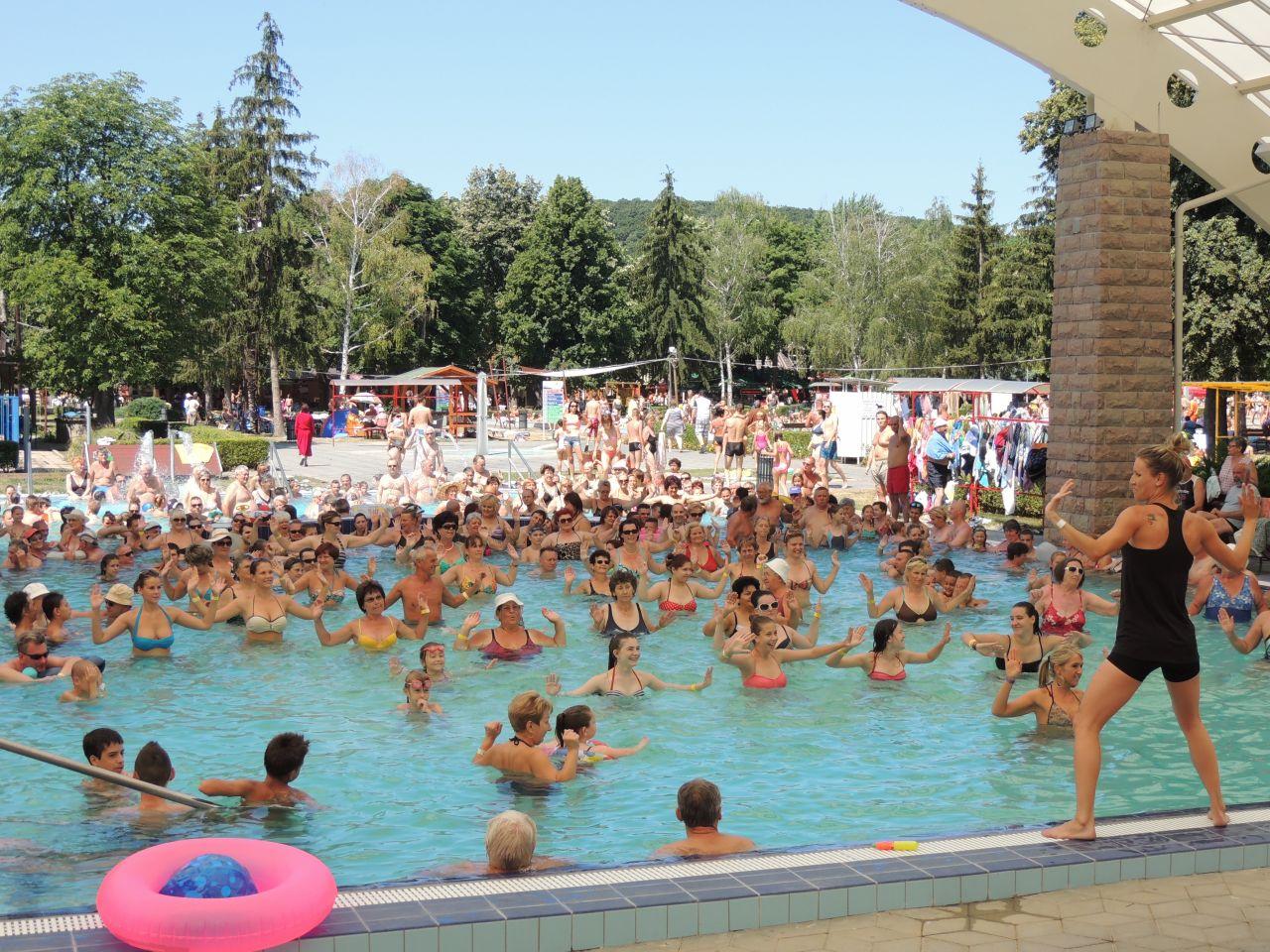 Weekend sportowy w Bogács